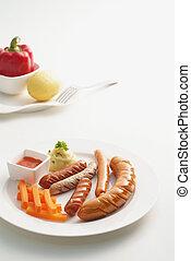 Sausages 2