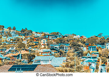 Sausalito is a city in Marin County, California. - Sausalito...