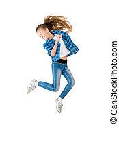 saut, girl