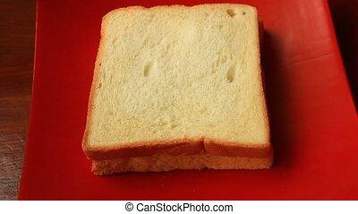 sauteed pork sandwiches