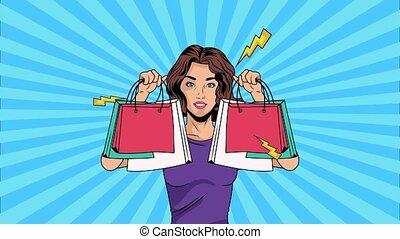 sauter art, style, achats femme, sacs