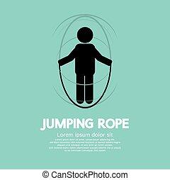 sauter, rope.