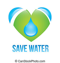 sauver, eau