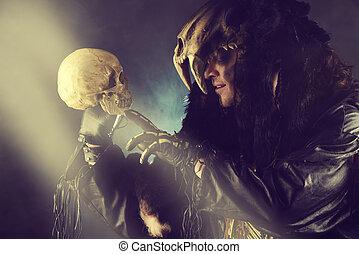 savage skull