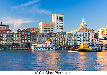 Savannah Georgia USA