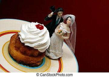 Savarina - wedding menu