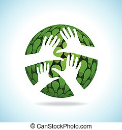 save electricity green power