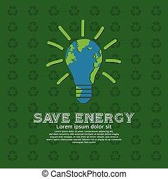 Save Energy.