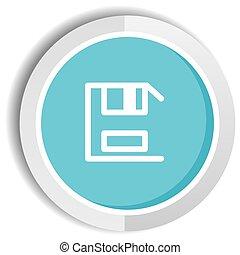 save icon button