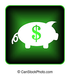 Save money icon