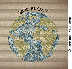 save planet