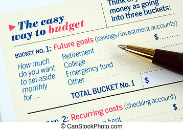Save some money for college, retirement, and other purposes