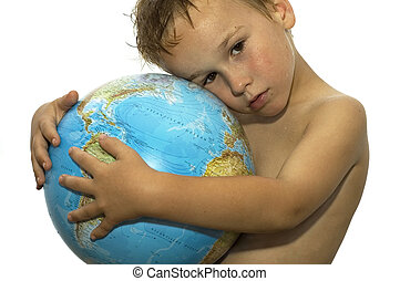 Save The Earth - Stop the global warming! Picture of a...