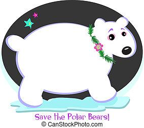 Save the Precious Polar Bears