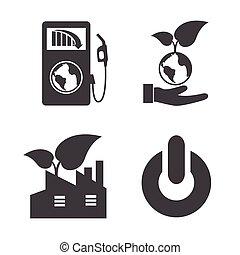 Save the world, Power saving