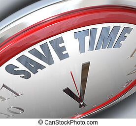 Save Time Clock Management Tips Advice Efficiency - The ...