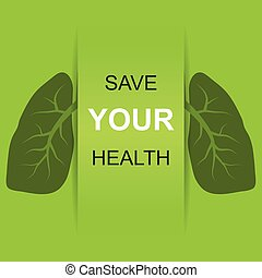Save your health