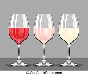 saveurs, vin
