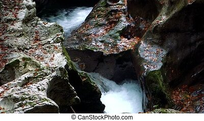 Savica Gorge, Slovenia