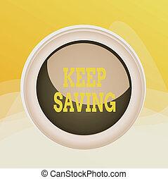 saving., 口座, スイッチ, お金, ビジネス, 銀行, 中心, ラウンド, 中央, shaped., showcasing, ∥あるいは∥, 提示, 構成, 有色人種, 球, メモ, 保持, たくわえ, 背景, 執筆, 財政, 写真
