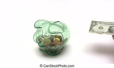 Saving Dollars - Canon HV30. HD 16:9 1920 x 1080 @ 25.00...