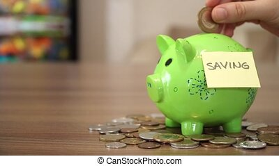 Money - Saving Money for Future