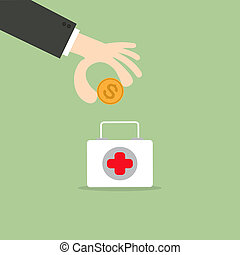 Saving money for medical care