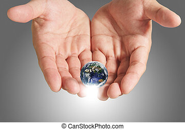saving the earth