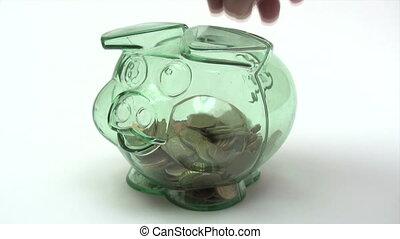 Savings - Canon HV30. HD 16:9 1920 x 1080 @ 25.00 fps....