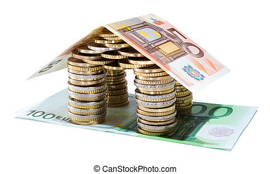Savings for real estate project