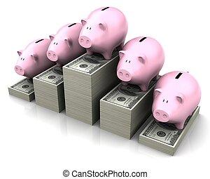 Savings Podium