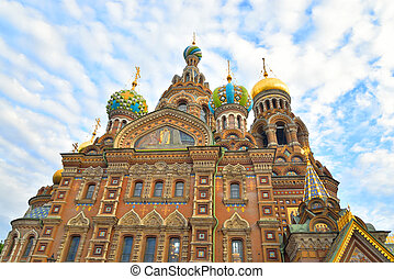 Savior on Spilled Blood Cathedral. - Savior on Spilled Blood...