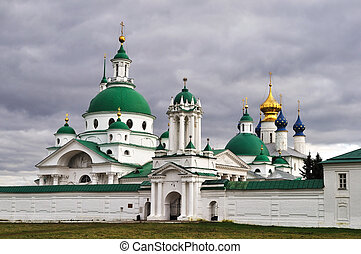 Saviour Monastery Yakovlevsky in Rostov the Great