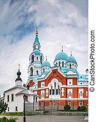 Saviour Transfiguration Cathedral, Valaam, Russia - Saviour...