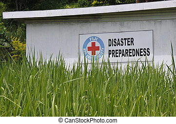 Fiji Red Cross Disaster Preparedness