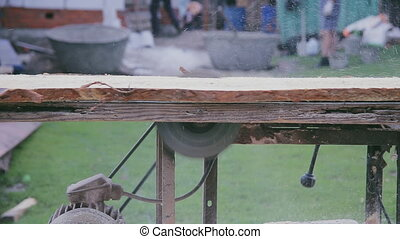 sawmill saws timber outdoor - table saw saws lumber outdoor