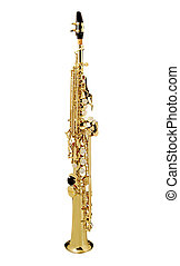 saxo, soprano, 7580b.