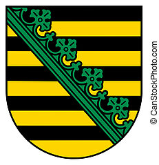 Saxony coat of arms