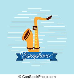 saxophone jazz instrument musical festival celebration