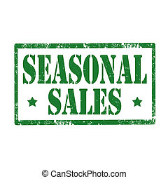 sazonal, sales-stamp
