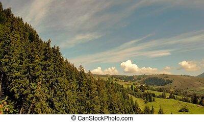 scénique, campagne, paysage., pittoresque