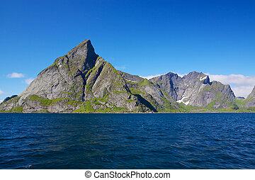 scénique, norvège