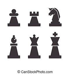 scacchi, icona
