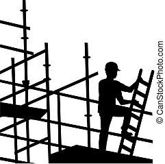 scaffolder, site, fonctionnement