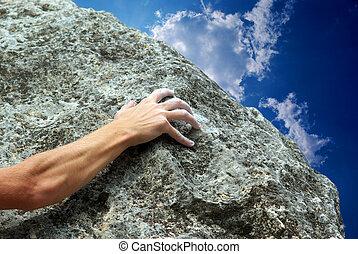 scalatore pietra