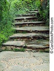 scale, giardino