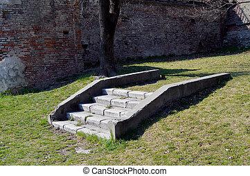 scale, nessun posto