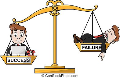 Scale success and failure business