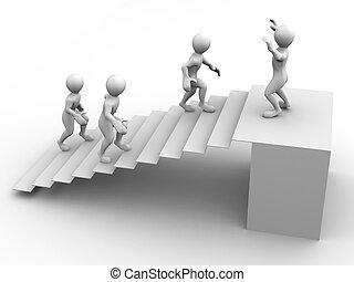 scale, uomo