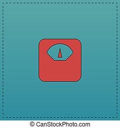 scales computer symbol